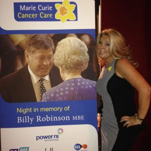 Event in memory of my dad rising 9000 pounds for Marie Curie